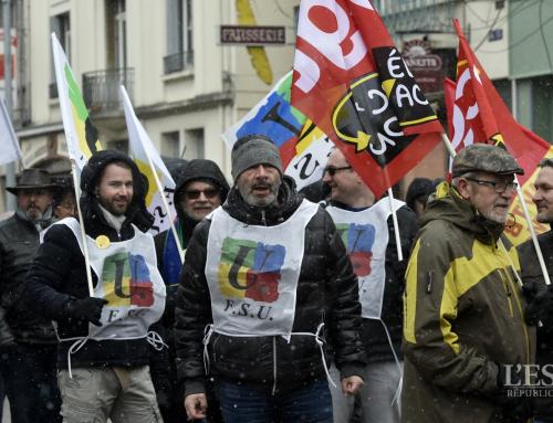 Grève le 19 Avril 2018 en Meuse